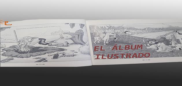 Imagen de El Álbum Ilustrado: fomento a la lectura creando lectores activos