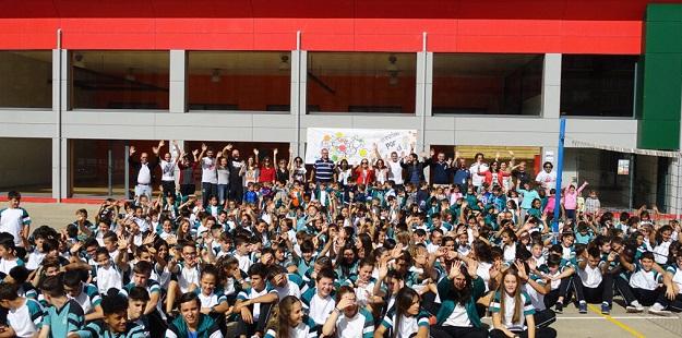 Día Europeo del Deporte Escolar y la Literatura