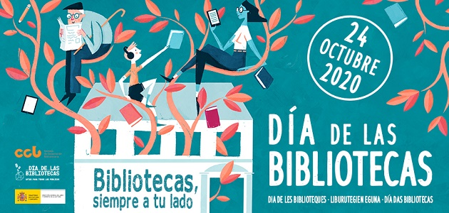 DÍA DE LAS BIBLIOTECAS 2020