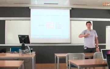 Imagen video 1. ¿Qué es SCRATCH
