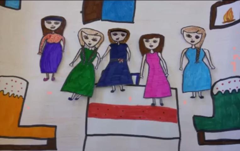 Imagen del video 'Mujercitas'