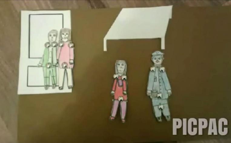 Imagen del video 'Cuatro corazones con freno y marcha atrás'