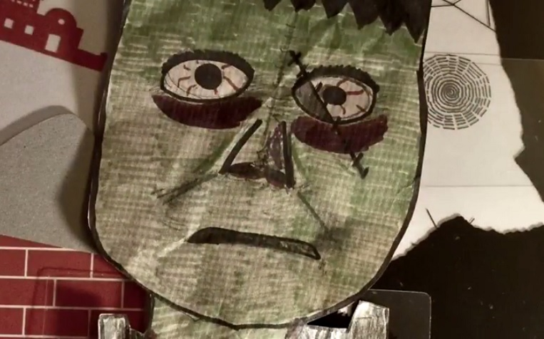 Imagen del video 'Frankenstein'
