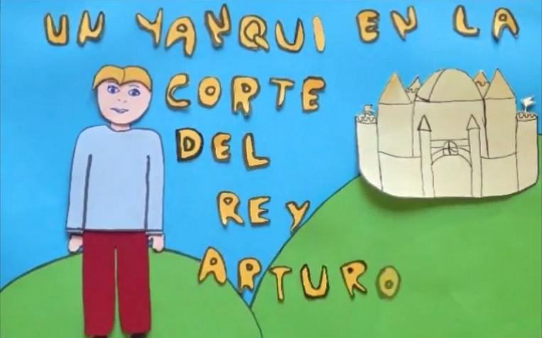 Imagen del video 'Un yanqui en la corte del rey Arturo'