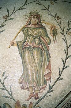 Imagen de La mujer en el mundo antiguo. Bibliocañada