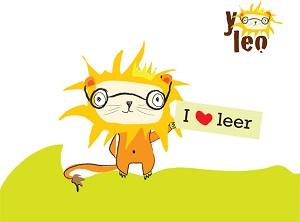 Imagen de Leoteca, dibujo de un león