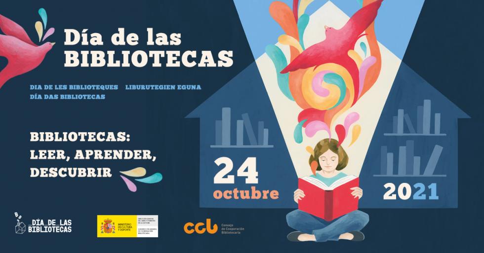 Día de las bibliotecas 2021
